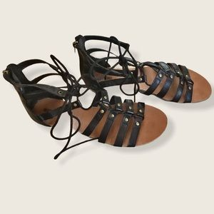 Mossimo Supply Co. Gladiator Sandals Size 7.5
